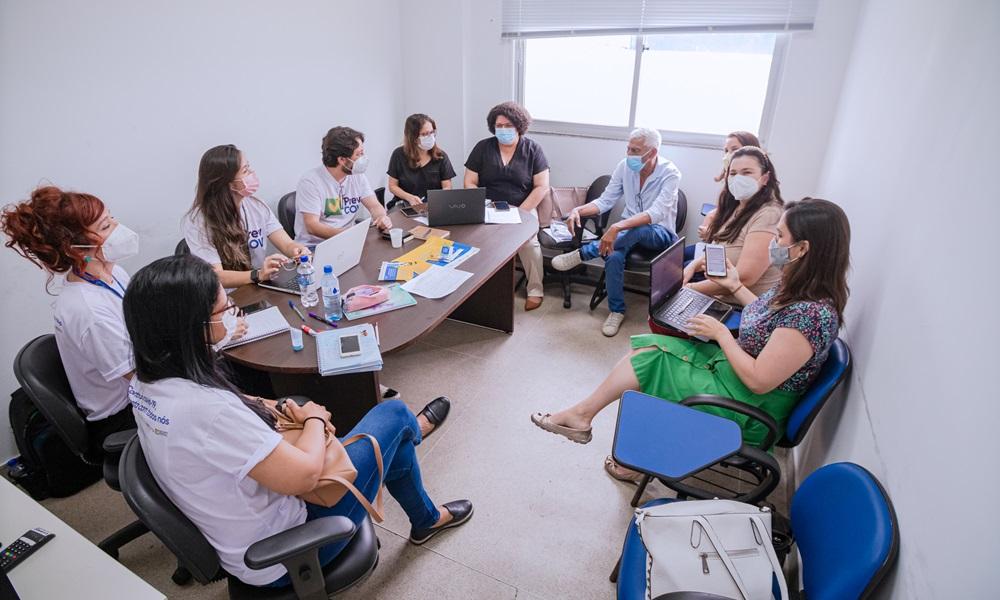 Ministério da Saúde e Sesau iniciam estudo sobre Covid-19 em Camaçari