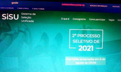Universidades da Bahia já podem convocar aprovados da lista de espera do Sisu