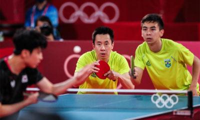 Brasil perde para Coreia do Sul no tênis de mesa e está eliminado das Olimpíadas de Tóquio