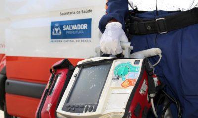 Prefeitura de Salvador abrirá processo seletivo para estágio no Samu