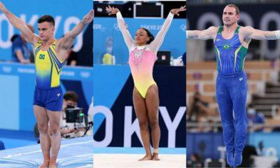 Tóquio: Rebeca termina em 5º no solo; Caio Souza e Zanetti se despedem sem medalhas