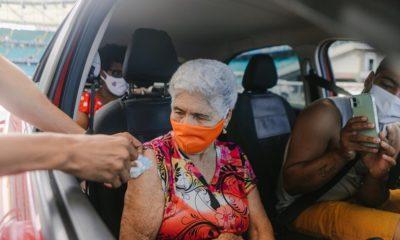 Vacinação contra a Covid-19 em Salvador segue normalmente nesta terça-feira