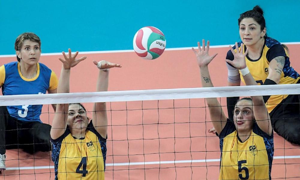 Brasil vence Canadá de virada na Paralimpíada de Tóquio