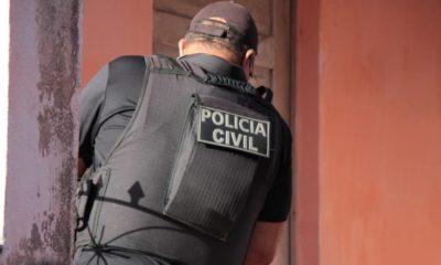 Após confessar crime, autor da morte de jovem de 23 anos é preso em Portão