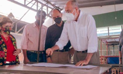 Antigo Camelódromo pode abrigar nova unidade do Senac em Camaçari