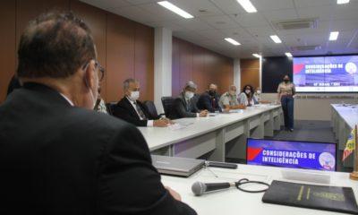 Suspeitos de ataques recentes a bancos na Bahia são remanescentes de quadrilhas investigadas pela Operação Aerárium, diz SSP