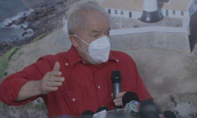 Lula afirma que DEM está enfraquecido e diz que não se negará a conversar com a legenda se for procurado