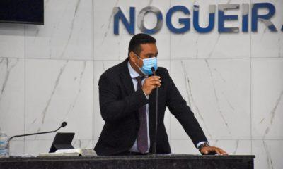 Indicação de Herbinho para requalificação de ruas do Parque das Mangabas é aprovada pela Câmara