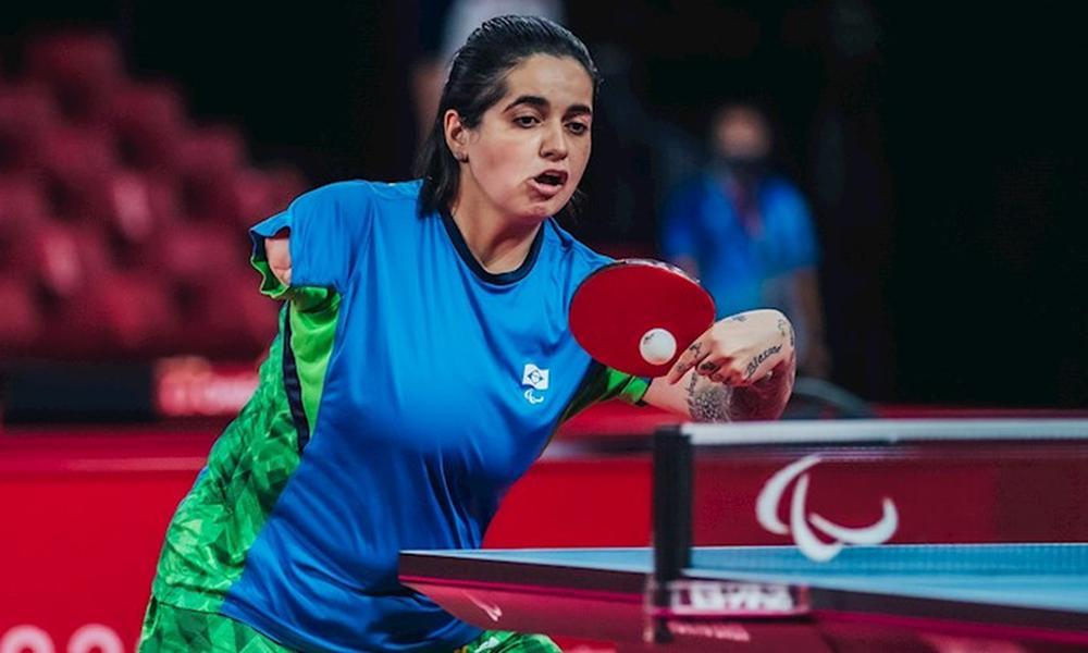 Tênis de mesa: Brasil garante dois bronzes com Bruna e Cátia nas semifinais