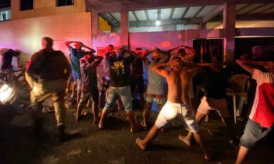 Polícia Militar encerra duas festas irregulares em Lauro de Freitas