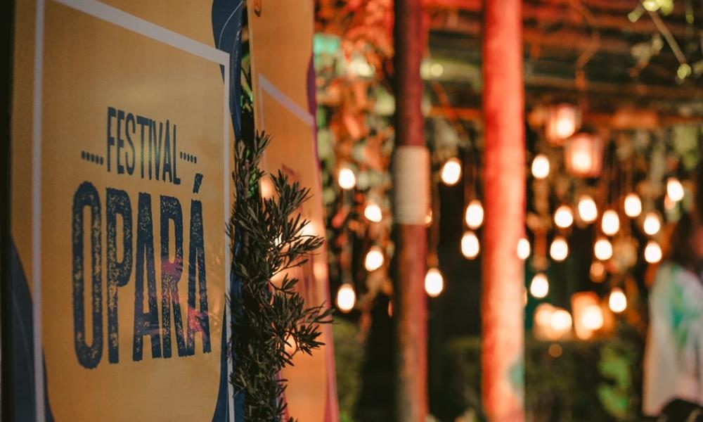 Festival Opará reúne artistas de quatro estados em shows virtuais nesta segunda e terça-feira
