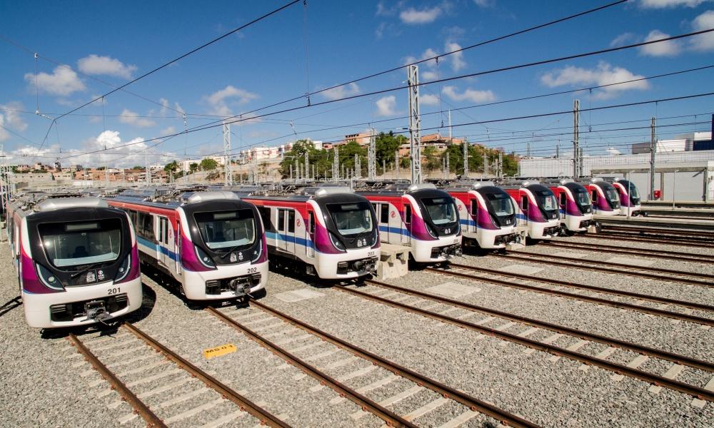 CCR Metrô Bahia abre seleção para cinco vagas de emprego e outras 54 para aprendizes administrativos