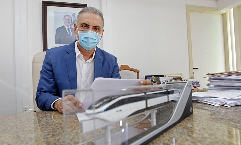 Alba indica Nelson Pellegrino como substituto do conselheiro Paolo Marconi no TCM