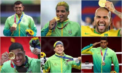 Por um mundo em clima olímpico para sempre, por Fabio Sena