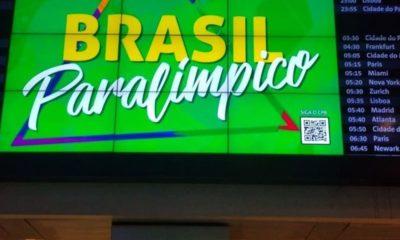 Paraolimpíada: delegação brasileira em Tóquio tem dois casos de Covid-19