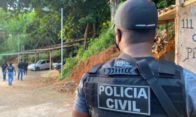 Homem acusado de roubo em condomínio de luxo é preso em Vila de Abrantes