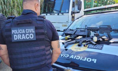 Policial militar é preso por extorsão mediante sequestro em Salvador