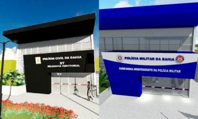 Governo investirá R$ 83 milhões na modernização de unidades policiais
