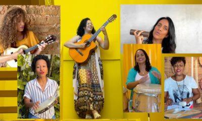 Sambaiana lança primeiro álbum com oito músicas