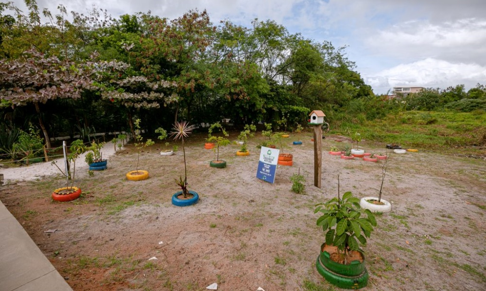 Parque Cacimbão é entregue em Arembepe
