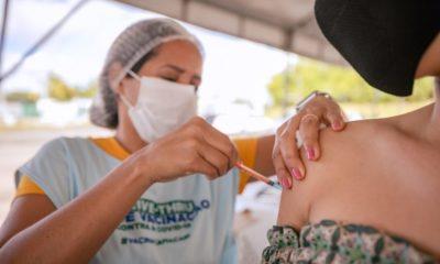 Vacinação da segunda dose de aprazados até 2 de novembro é antecipada em Camaçari