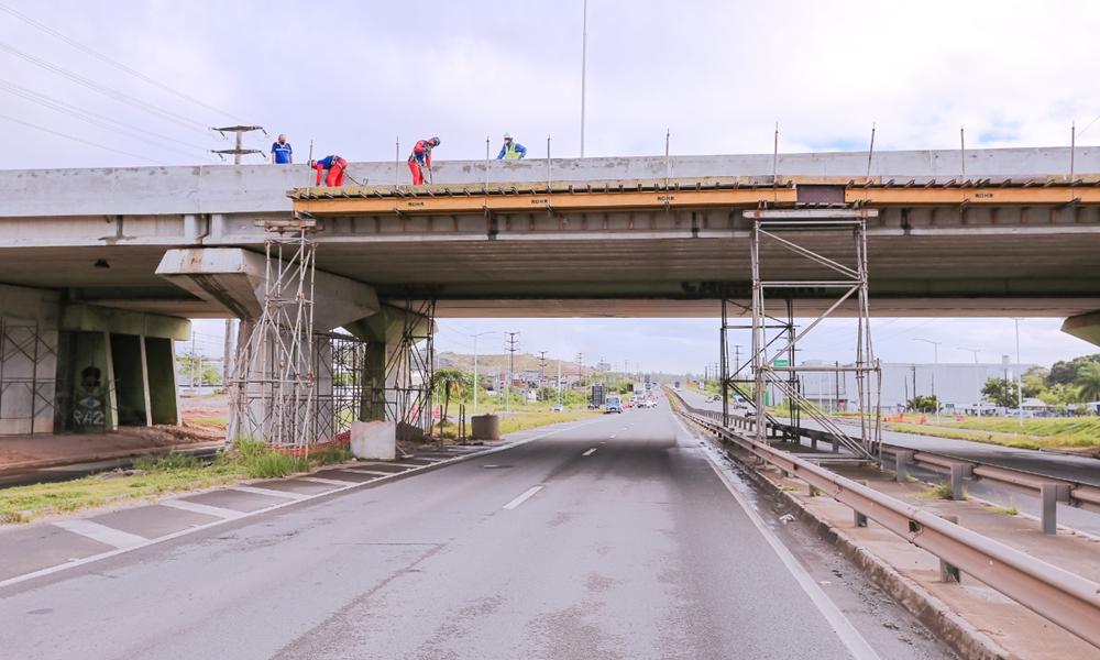 Trecho próximo ao Viaduto do Trabalhador será bloqueado neste fim de semana