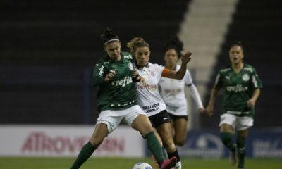 Palmeiras e Corinthians abrem final do Brasileiro Feminino
