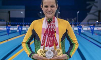 Histórico: Brasil fecha participação nas Paralimpíadas em sétimo lugar, com 72 medalhas
