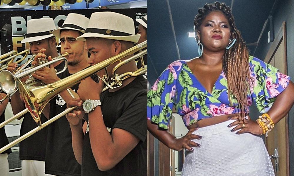 Boulevard comemora aniversário de Camaçari com Charanga da Bamuca e Elly Nascimento