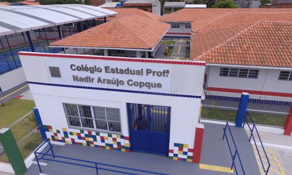Com investimento de mais de R$ 7,3 milhões, Rui entrega duas novas escolas em Camaçari