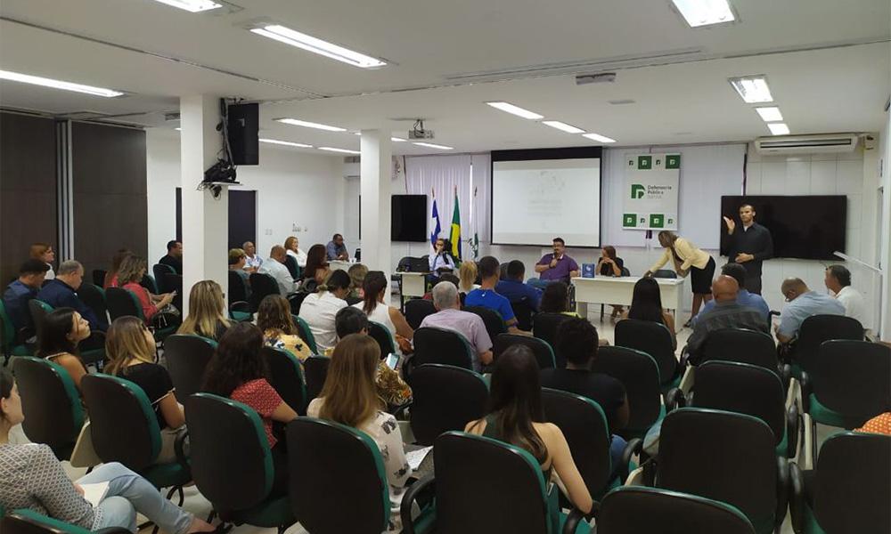 Defensoria Pública do Estado lança edital para criação da Central de Intérprete de Libras