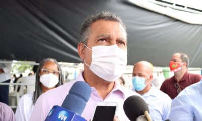 """""""Não vamos permitir mais nenhuma festa de paredão na Bahia"""", declara Rui Costa"""