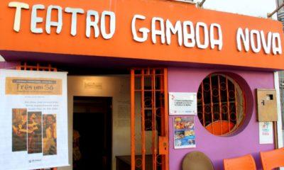 Teatro Gamboa abre programação de setembro com diversas atividades até domingo