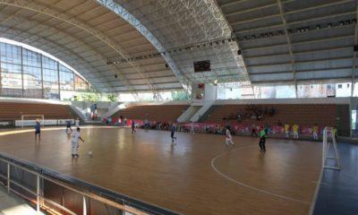 Ginásio de Cajazeiras abre inscrições para aulas gratuitas de futsal