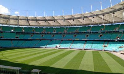 Capacidade de público permitida nos estádios deve aumentar para 50%, anuncia Rui