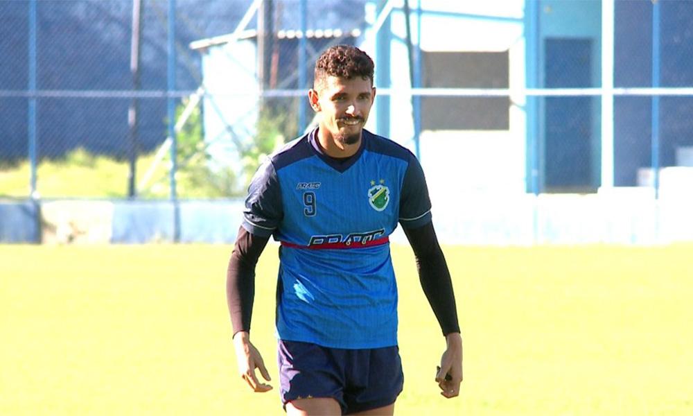 Vitória contrata atacante Manoel do Altos-PI