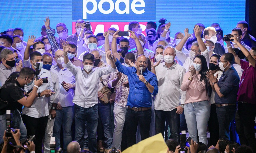 Elinaldo acredita em força do DEM com Neto na disputa para 2022