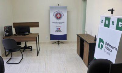 DPE-BA inaugura espaço de assistência jurídica para policiais militares em Salvador