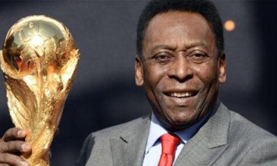 Pelé é internado em hospital de São Paulo para passar por exames de rotina