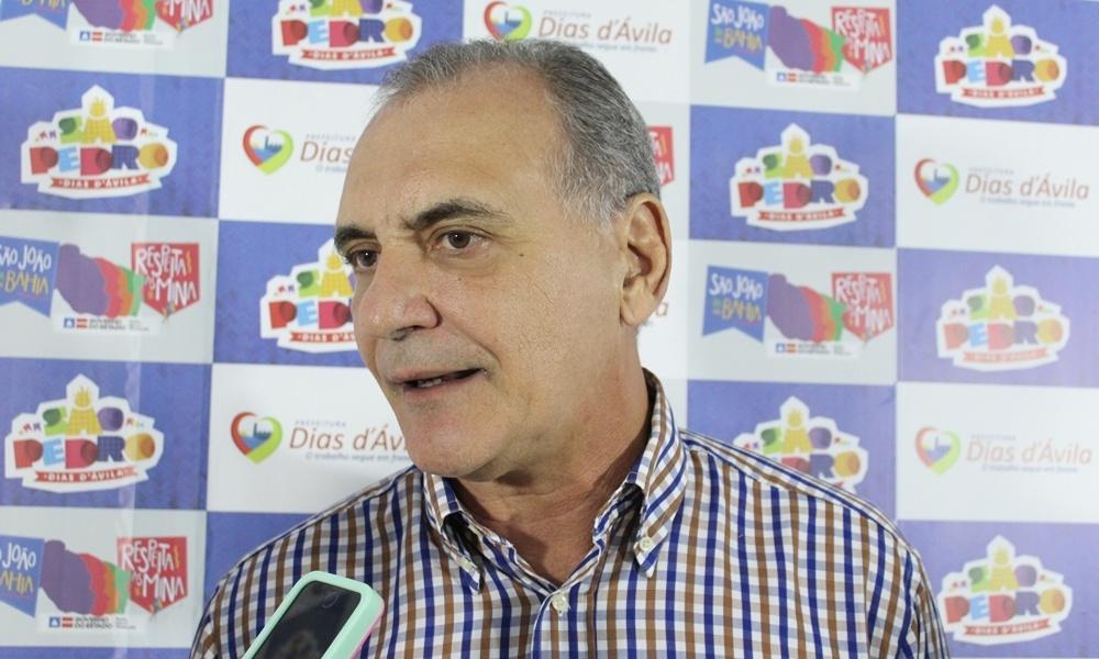 Indicado como conselheiro do TCM, Pelegrino é sabatinado hoje pela Alba