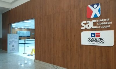 SAC Camaçari passa a atender temporariamente aos sábados