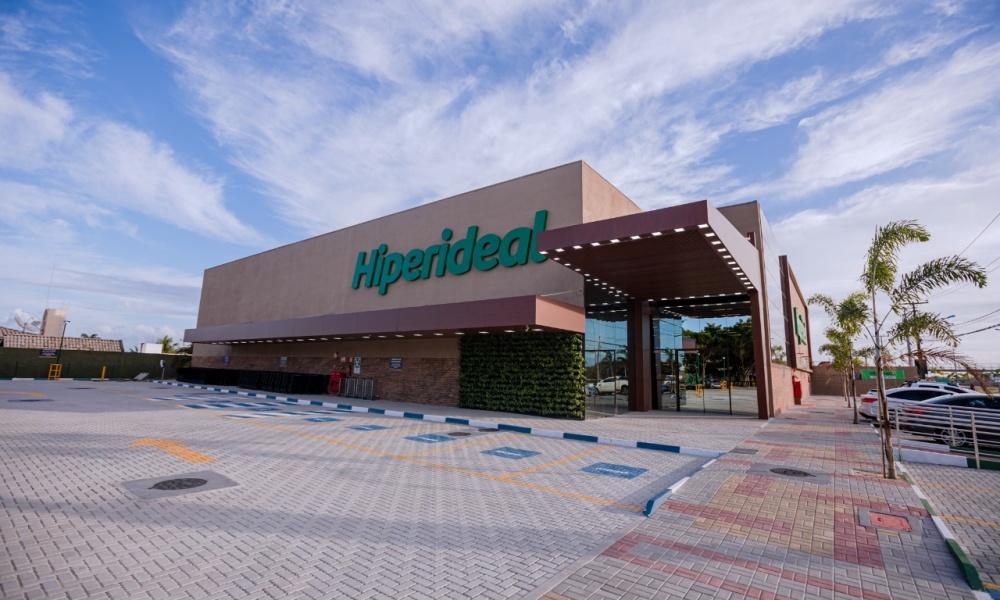 Loja do Hiperideal será inaugurada hoje em Guarajuba