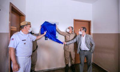 Requalificação da UBS do 12º Batalhão da Polícia Militar é entregue