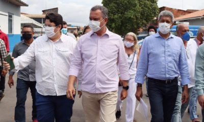 """""""Estou muito feliz porque fiz parte dessa articulação"""", declara Tagner sobre investimentos do Estado em Camaçari"""
