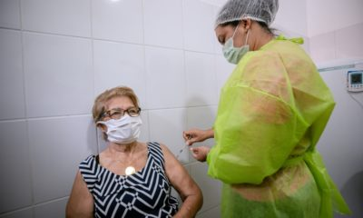 Camaçari retoma hoje vacinação contra Covid-19