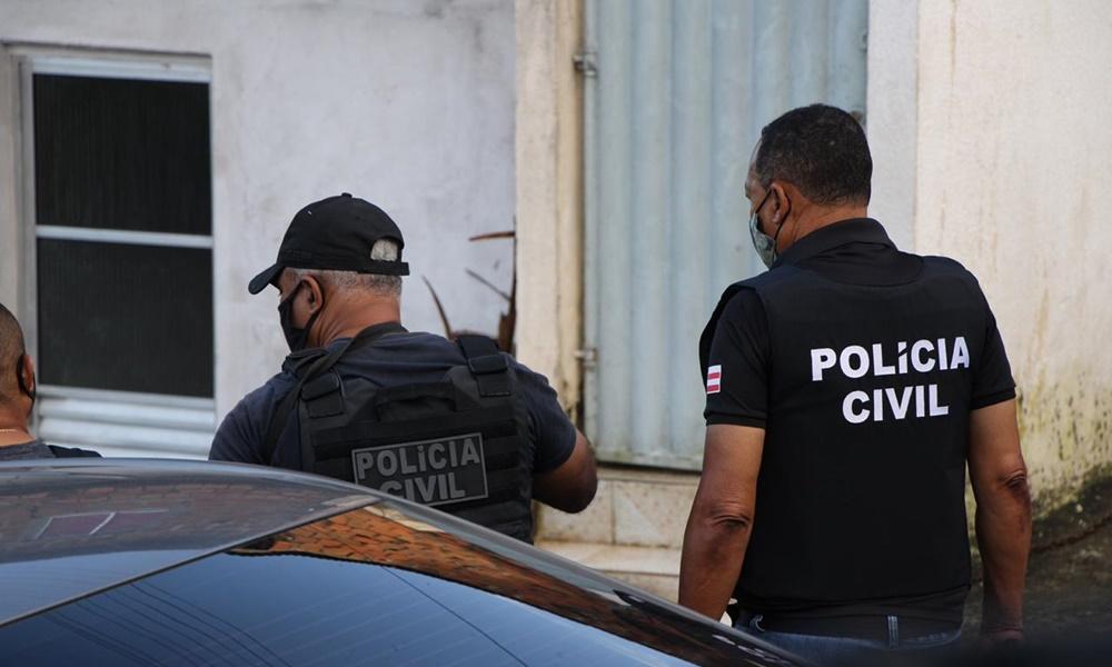 Operação Lilith prende foragidos em Dias d'Ávila e Mata de São João