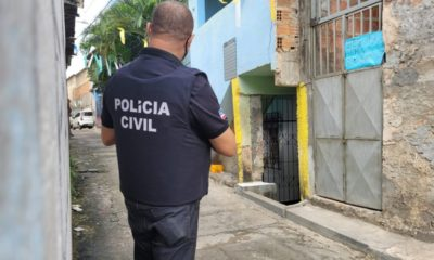 Homem que agrediu companheira com golpes no rosto é preso em Dias d'Ávila