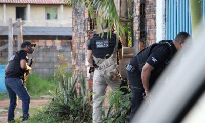 Assaltante de banco foragido da Justiça de Pernambuco é morto em confronto em Monte Gordo