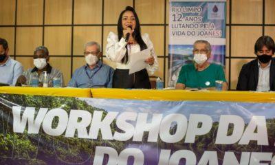 Consórcio interfederativo deve ser criado para recuperação e preservação da Bacia do Rio Joanes