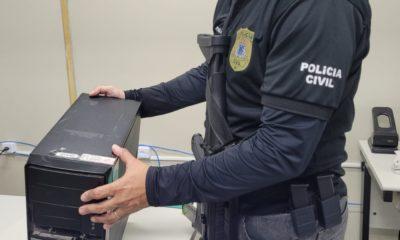 Polícia cumpre 13 mandados de busca e apreensão contra ex-funcionários do Detran em Salvador